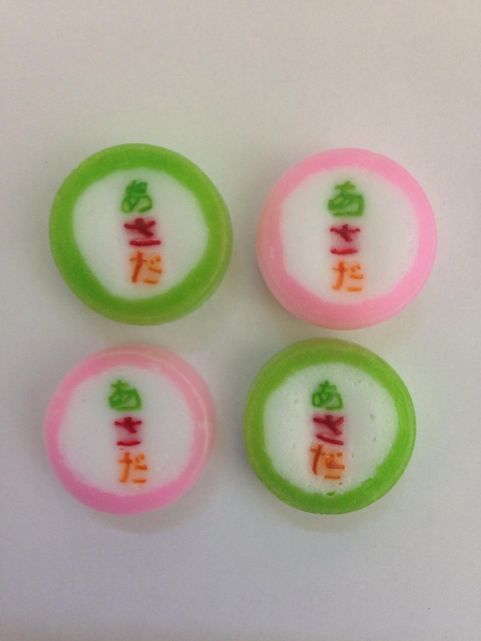 オリジナルキャンディーノベルティー販促物のあめのイラストの出来は、キャンディーラボ、デポ、パパブブレ、キャンディーショタイムーには負けません。
