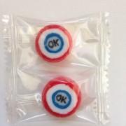 オリジナルキャンディーのキャンディーエンスタジオは金太郎飴を業界最安値、激安価格で製作致します。