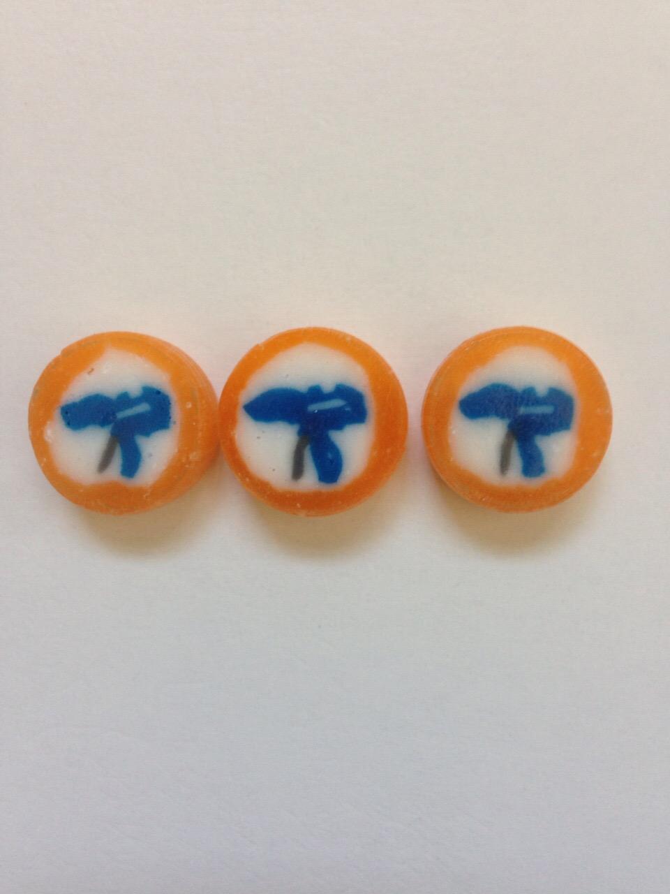 ノベルティー販促物のあめのイラストの出来は、キャンディーラボ、デポ、パパブブレ、キャンディーショタイムーには負けません。世界でひとつのオリジナルキャンディーを製作いたします